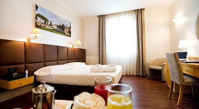 Hotel Minerva em Arezzo