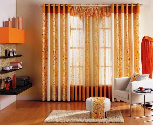 Ideas For Living Room Curtains Design