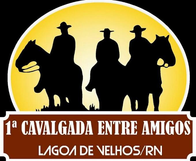 Domingo dia (01) tem a 1° Cavalgada entre amigos em Lagoa de Velhos