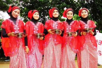 Baju Bodo Pakaian Adat Suku Bugis Makassar yang Mendunia