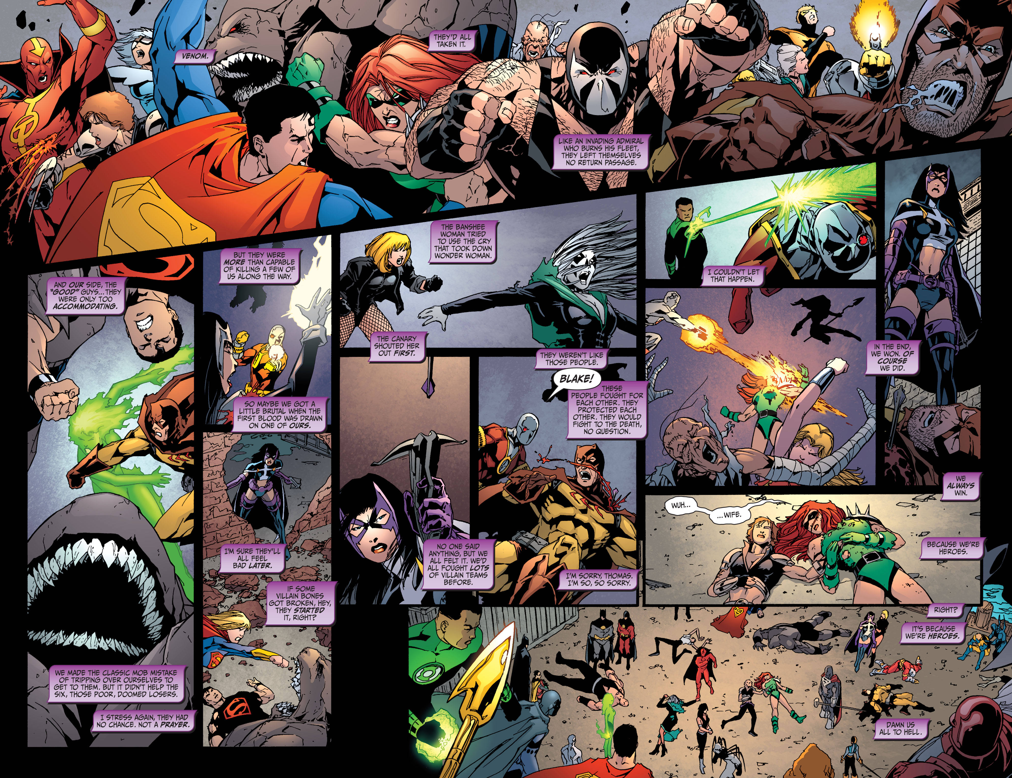 Read online Secret Six (2008) comic -  Issue #36 - 18