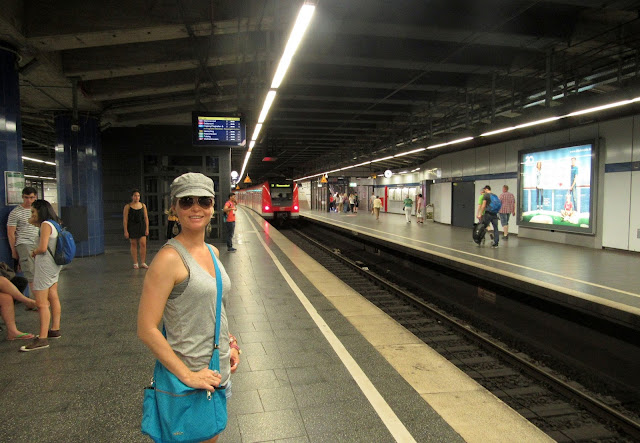 Como ir de Dachau até Munique de trem
