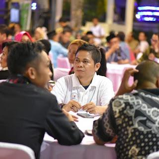 Laporkan Hakim PN Mataram, AMUK NTB Penuhi Panggilan KY