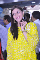 Mannara Chopra Looks Cute in Yellow Salwar Suit ~  Exclusive 22.JPG