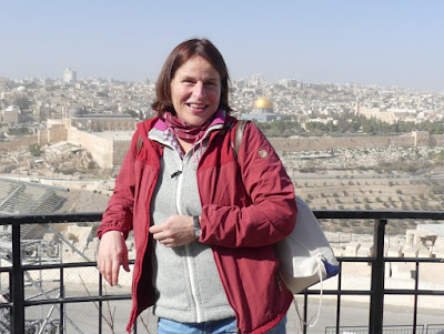 Barbara in Jerusalem