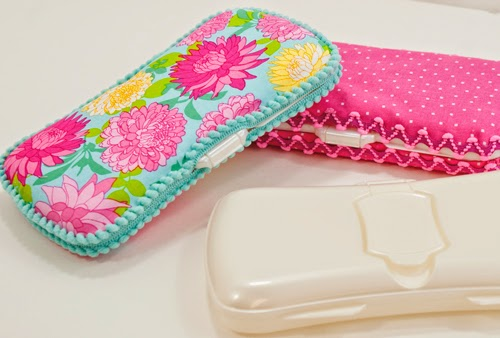 Custom, baby wipe case, Silhouette, Silhouette Studio, free cut file, fabric