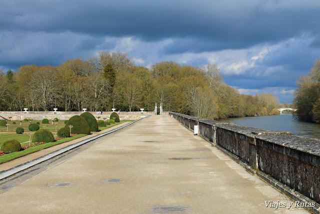 Jardín de Diana de Poitiers