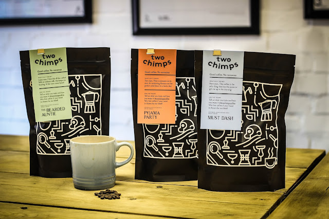 Two Chimps Coffee Review