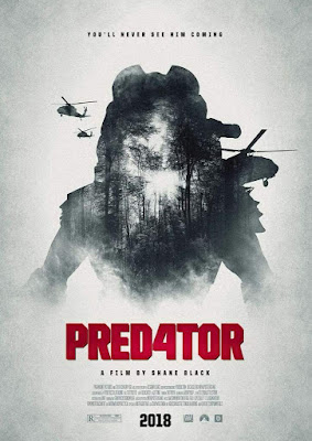 Depredador de Shane Black, trailer subtitulado