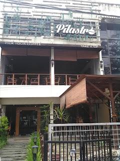 Cafe Pilastro Medan.