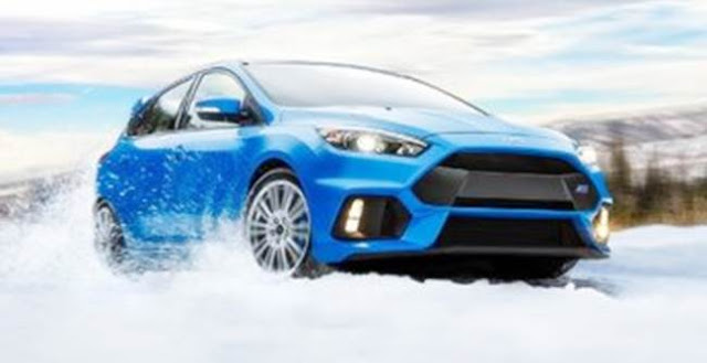 2018 Ford Focus RS500 Specs