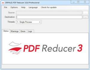 ORPALIS PDF Reducer Professional 3.0.25 Full Patch