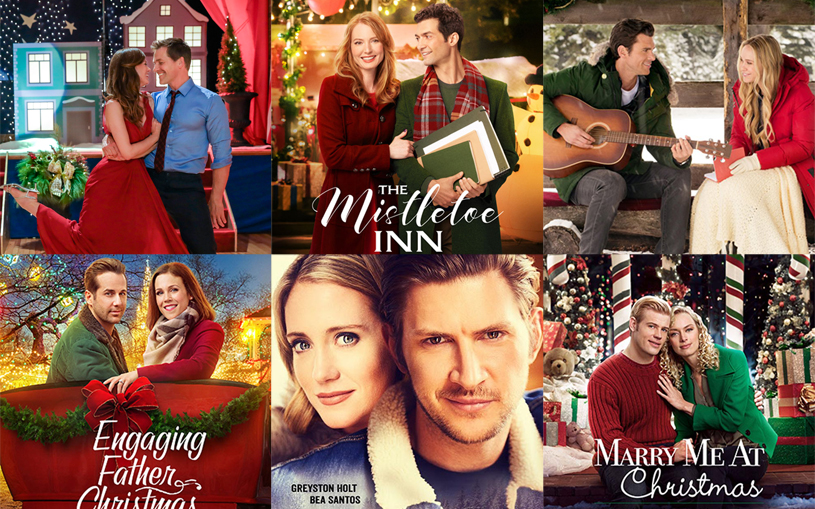My Christmas Inn.Fox And Spice New Winter Christmas Movies 2017 Tv