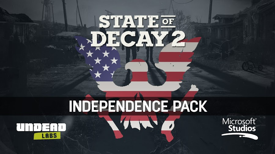 state of decay 2 dlc independence pack