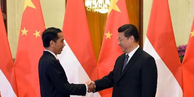 Percepat UU Dwikenegaraan, Rezim Jokowi Chinanisasi Indonesia