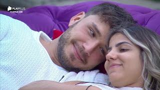 A Fazenda 11 - Lucas tenta reaproximação com Hari: 'Sem beijo, só ficar abraçados'