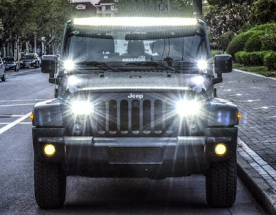 led light bars for cars