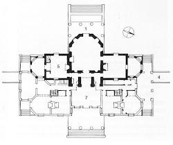 monticello magic practical jefferson plan floor thomas main structure 1772 then tiny witch blueprints layout weblog robert