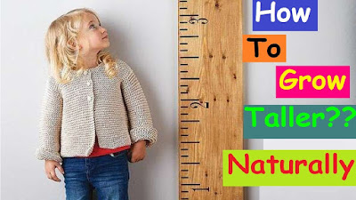 101 Tips To Grow Taller Naturally - Does Exercising Work?