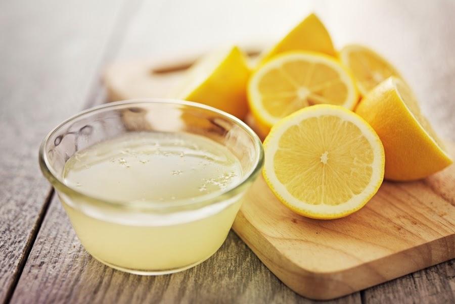 Jus Lemon Untuk Konstipasi