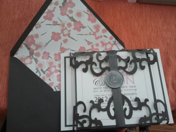Gifts Using Wedding Invitation: And Who Says You Can't?: DIY WEDDING PROJECTS WITH YOUR CRICUT