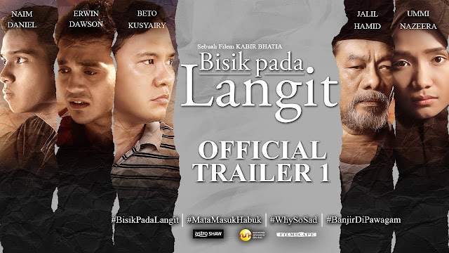 Tonton Bisik Pada Langit Full Movie 2017