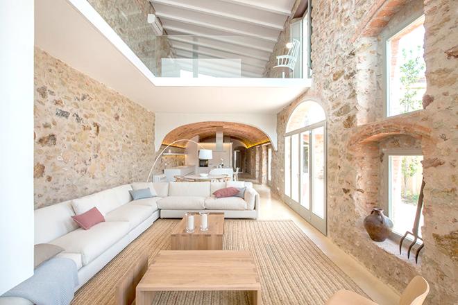 Harmony and design for Como reformar una casa de pueblo