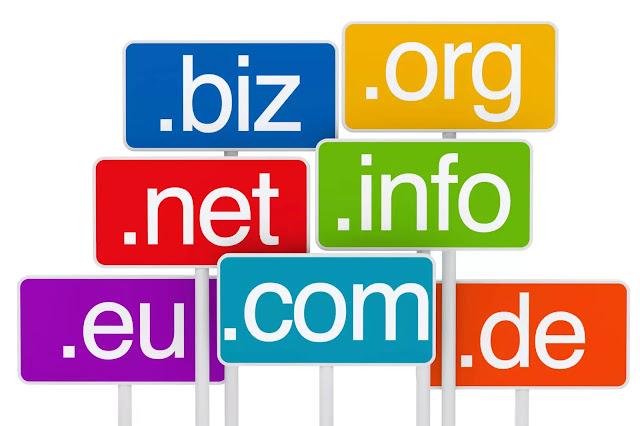 Buat Nama Domain Blog