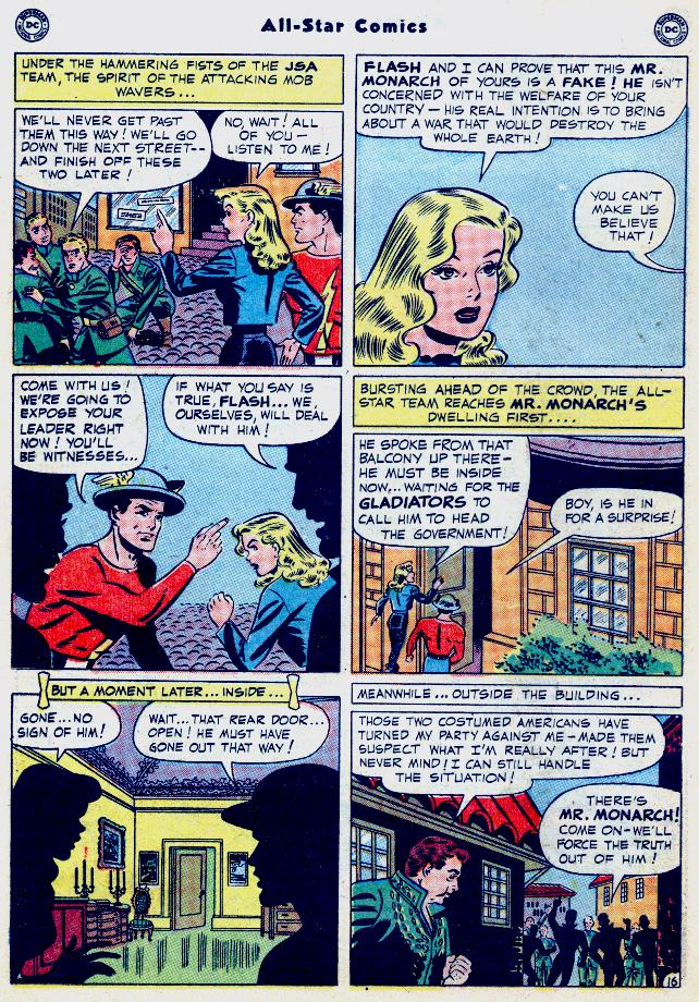 Read online All-Star Comics comic -  Issue #52 - 19