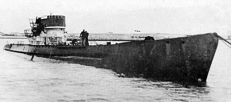 U530 Mar del Plata 1945
