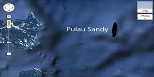Misteri Pulau Hantu di Pacifik