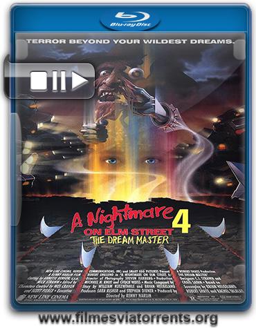 A Hora do Pesadelo 4: O Mestre dos Sonhos Torrent - BluRay Rip 720p e 1080p Legendado (1988)