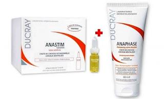Anastim Amp+Anaphase Shampoo من Ducray
