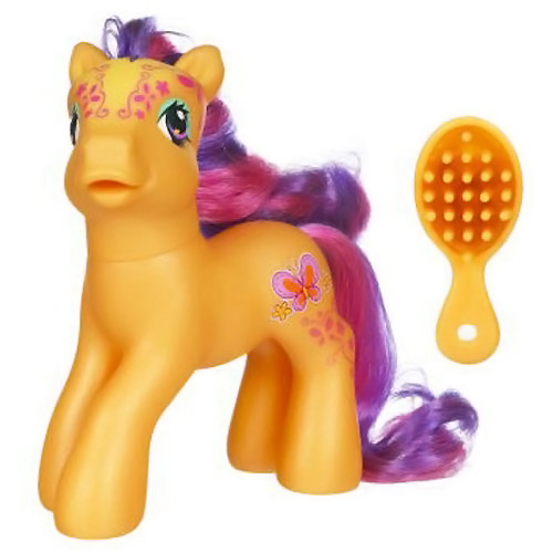 My Little Pony Scootaloo Favorite Friends Wave 5 G3 Pony Mlp Merch Her toy debut came in 2005 as one of the scootin' along ponies. friends wave 5 g3 pony mlp merch