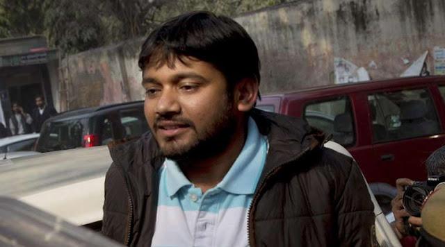 अफजल गुरु मेरे लिए आइकन नहीं है, मेरा आदर्श रोहित वेमुला है : कन्हैया कुमार