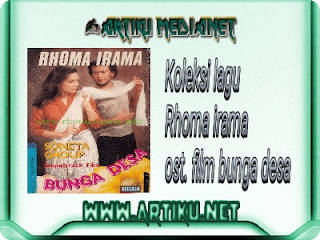 download koleksi mp3 lagu rhoma irama film bunga desa