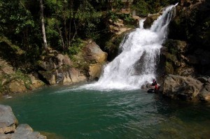 Indonesian Tourism: Suhom Falls in Aceh is very charming