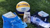 Logo Vinci gratis pacco colazione Verival + pallone Mikasa e 2 magliette