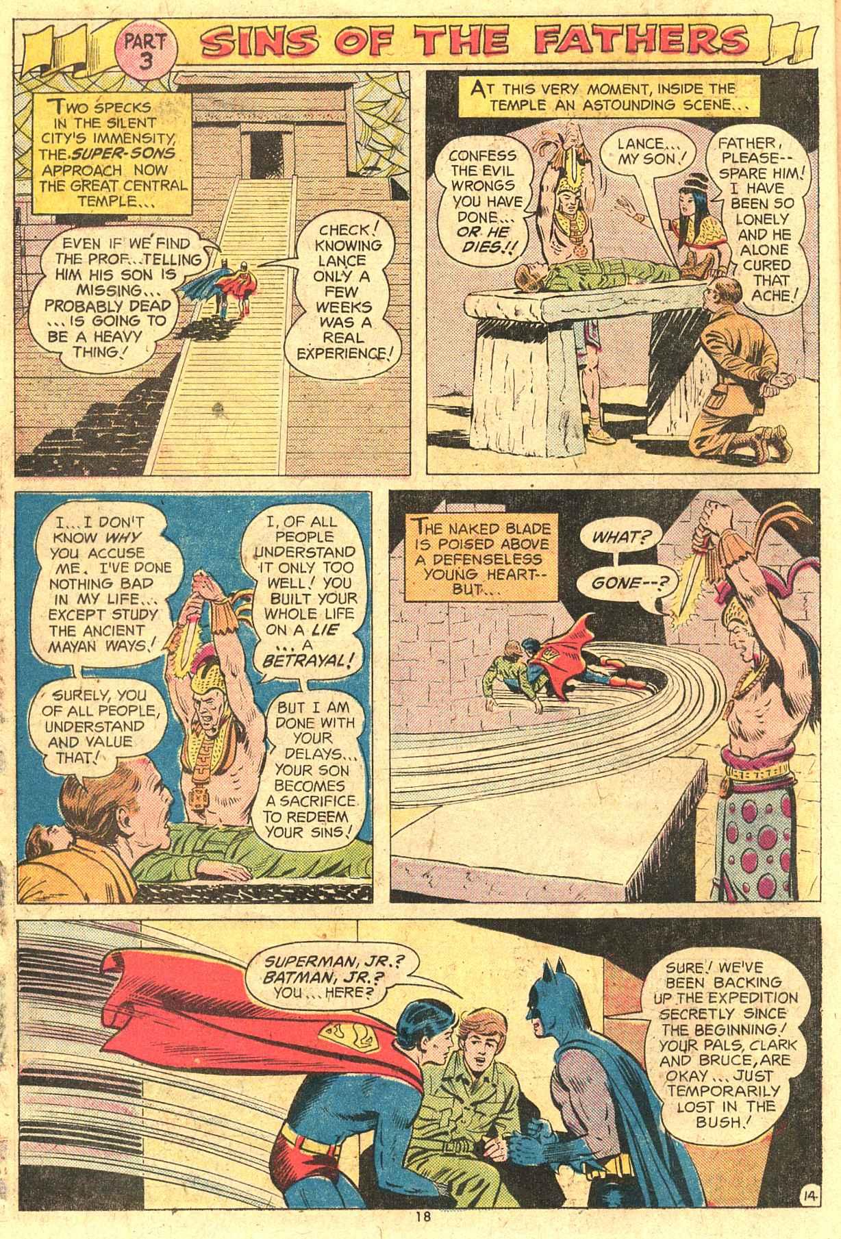 Read online World's Finest Comics comic -  Issue #230 - 17