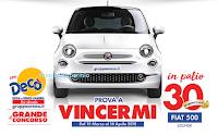 """Logo Concorso a premi """"Fai strada! Il Grande Concorso! : vinci 33.330 premi! Fiat Lounge, buoni spesa e crociere"""