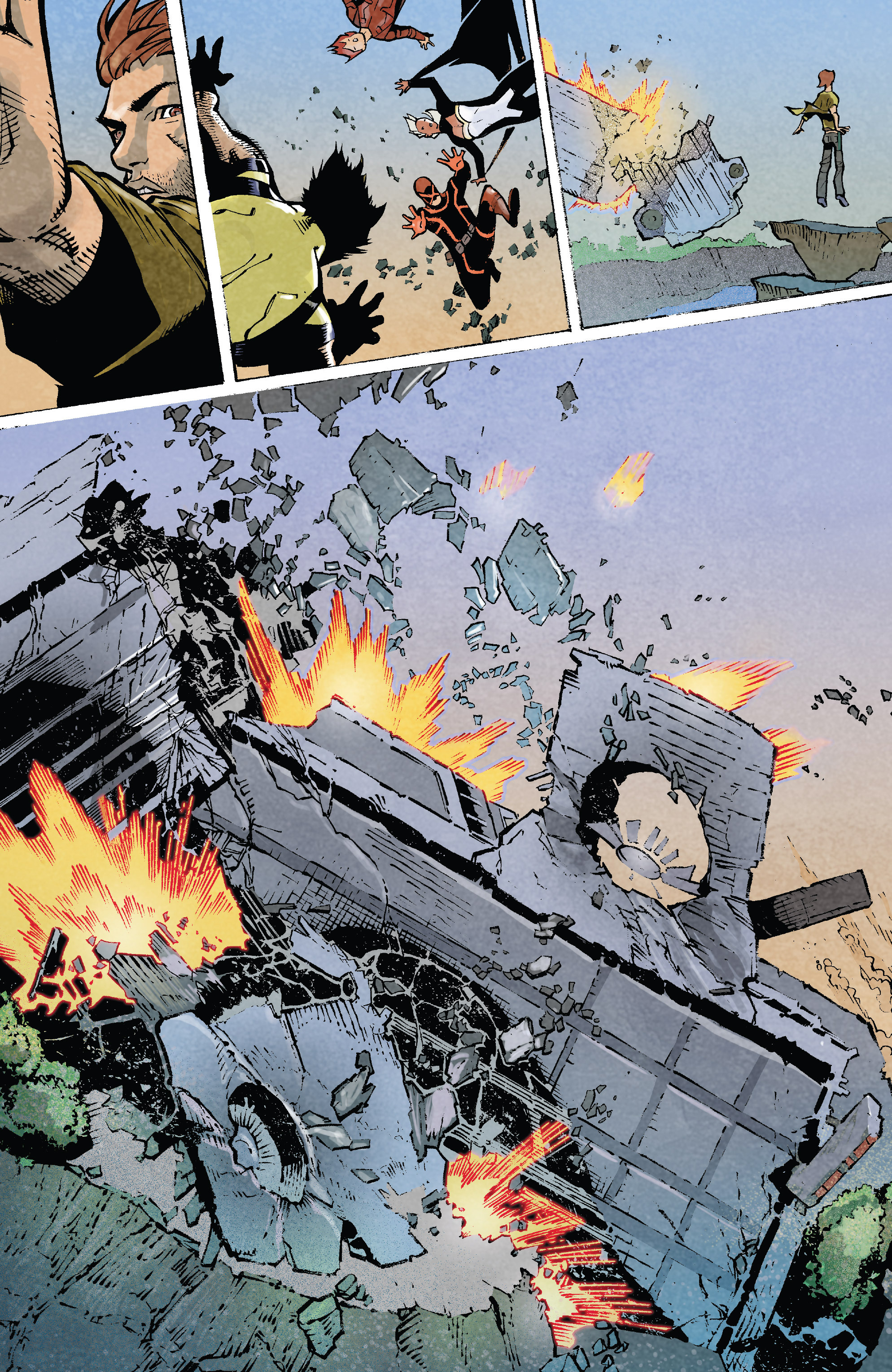 Read online Uncanny X-Men (2013) comic -  Issue # _TPB 5 - The Omega Mutant - 31
