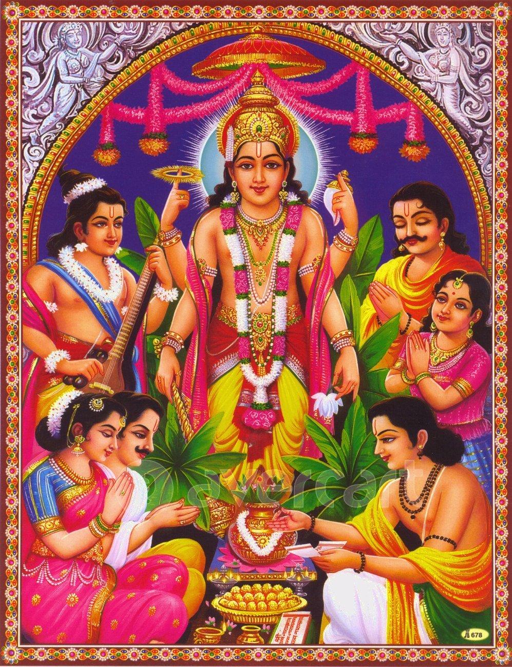 Sri Venkateswara Swamy Hd Wallpapers Lord Satyanarayan Satyanarayana Swamy Hd Incredible