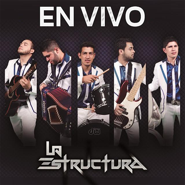 La Estructura - Disco En Vivo (2016)