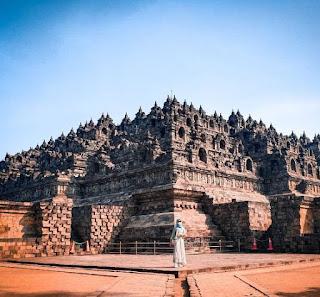Menelusuri Sejarah Candi Borobudur Lengkap