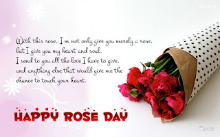 Rose day romantic quotes for boyfriend, girlfriend