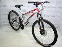 1 Sepeda Gunung Pacific Revolt 5.0 21 Speed Shimano EZ Fire 26 Inci