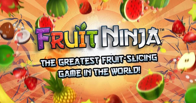 Fruit Ninja® - Simplicity Makes A Difference