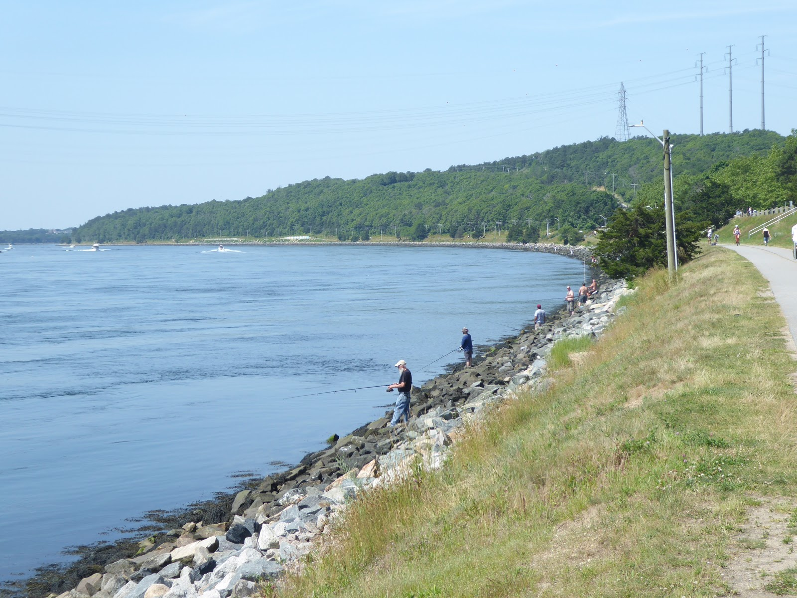 Cape Cod Canal How To Get To You Favorite Fishing