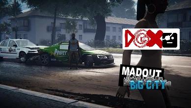MadOut2 BigCityOnline MOD Dinero Infinito v9.4