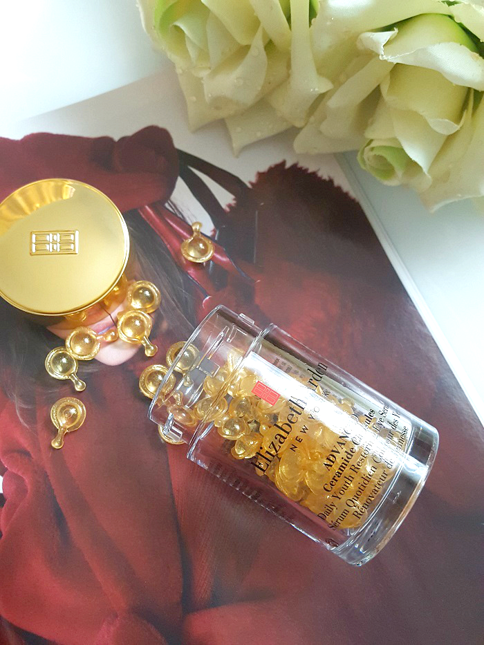 Review: Elizabeth Arden - Advanced Ceramide Capsules Eyes 2